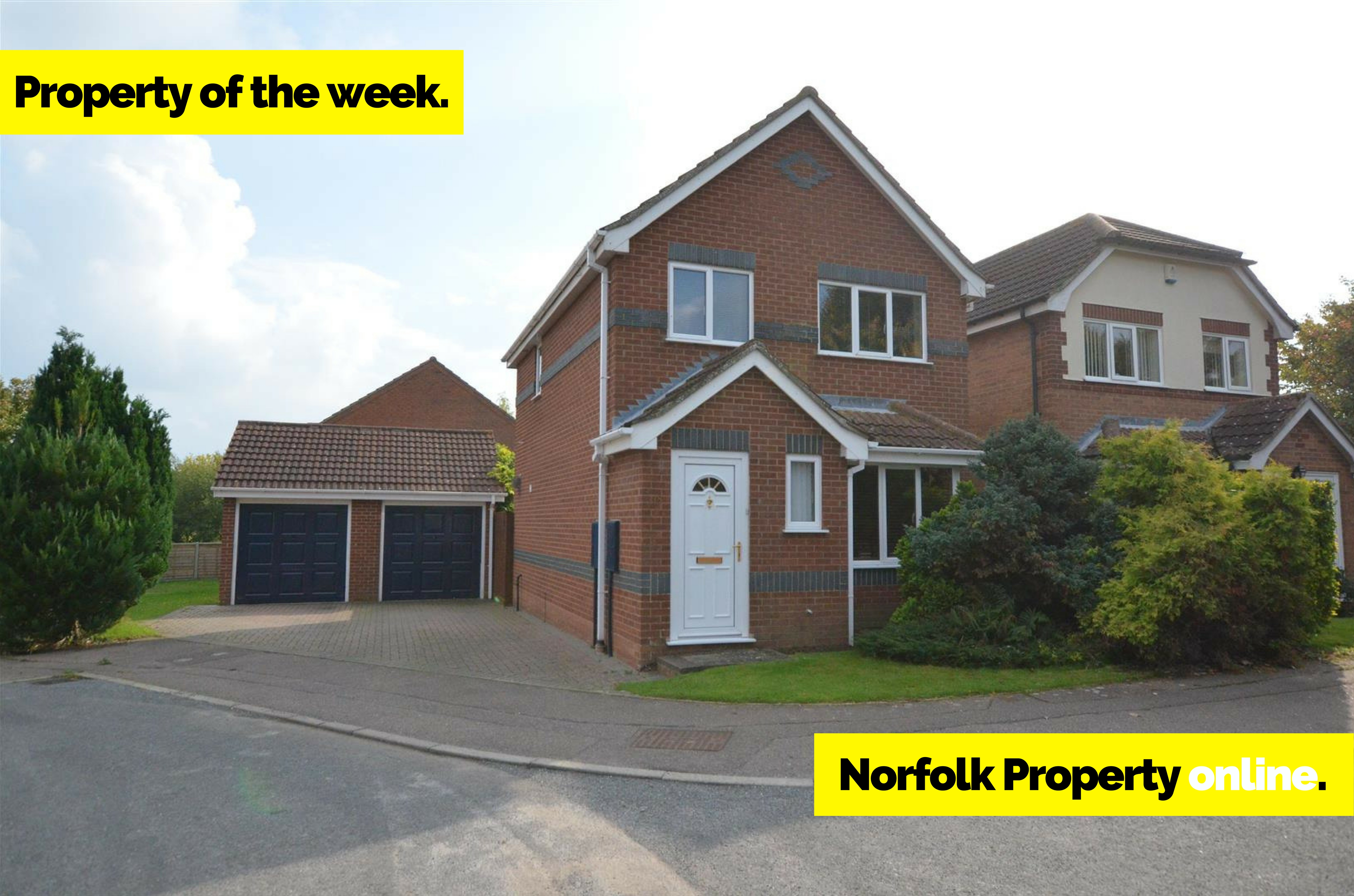 Property for sale on Laud Close in Thorpe St Andrew