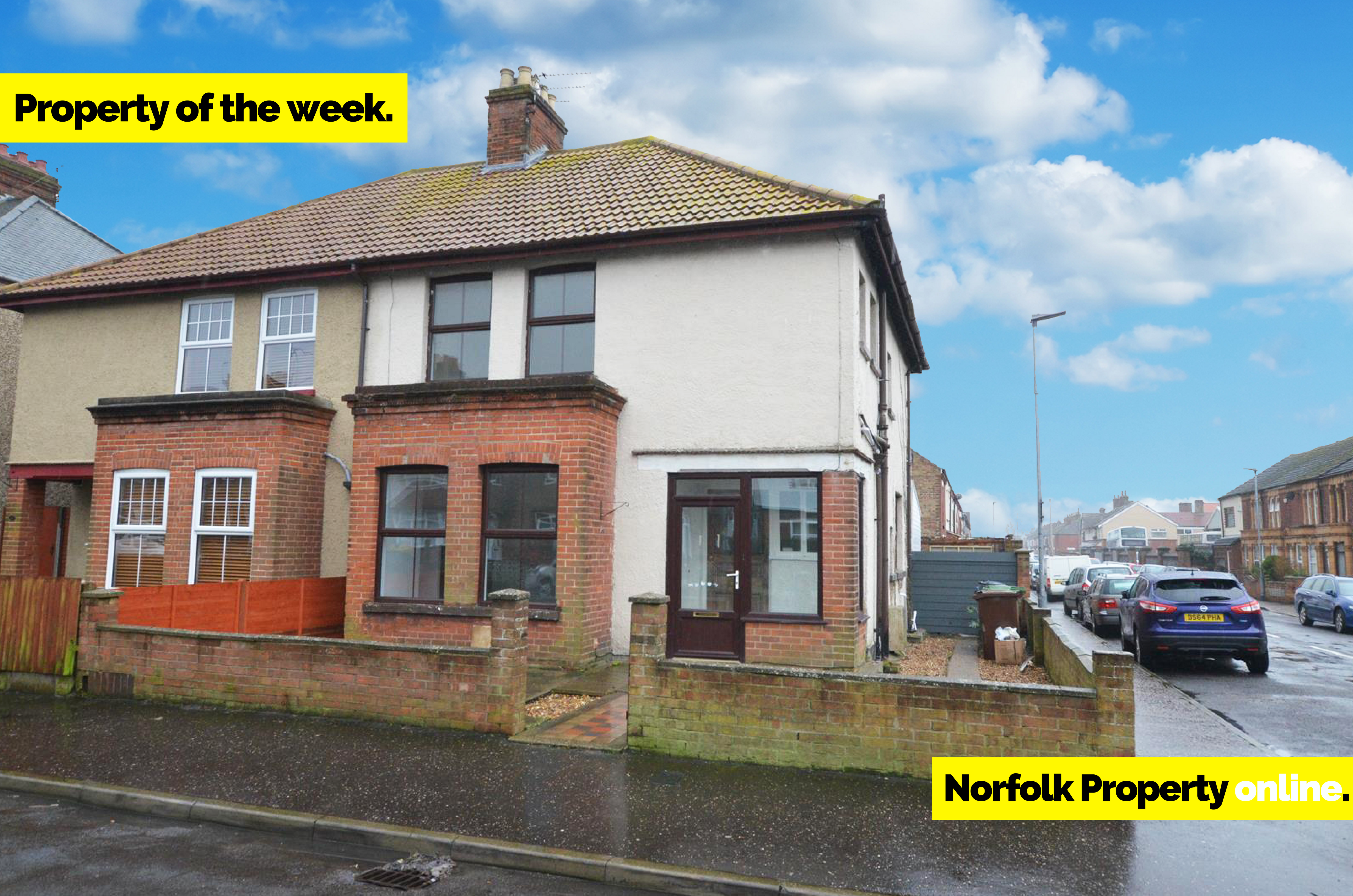 Property on Hamilton Road in Great Yarmouth