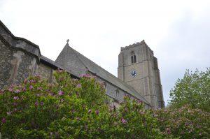 Hingham church