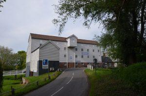 Stoke Holy Cross Mill
