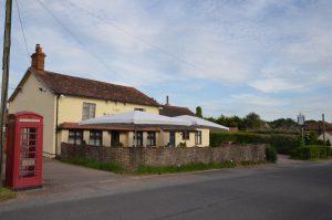 The Wilderbeast Restaurant in Stoke Holy Cross
