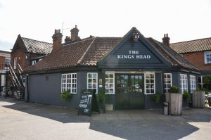 The Kings Head pub in Wroxham