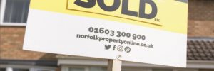 Norfolk Property Online for sale sign