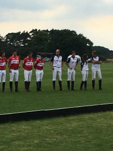 Prince William At The Royal Norfolk Polo Festival