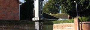 Old Catton village sign