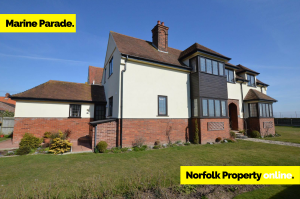 Property on Marine Parade in Gorleston