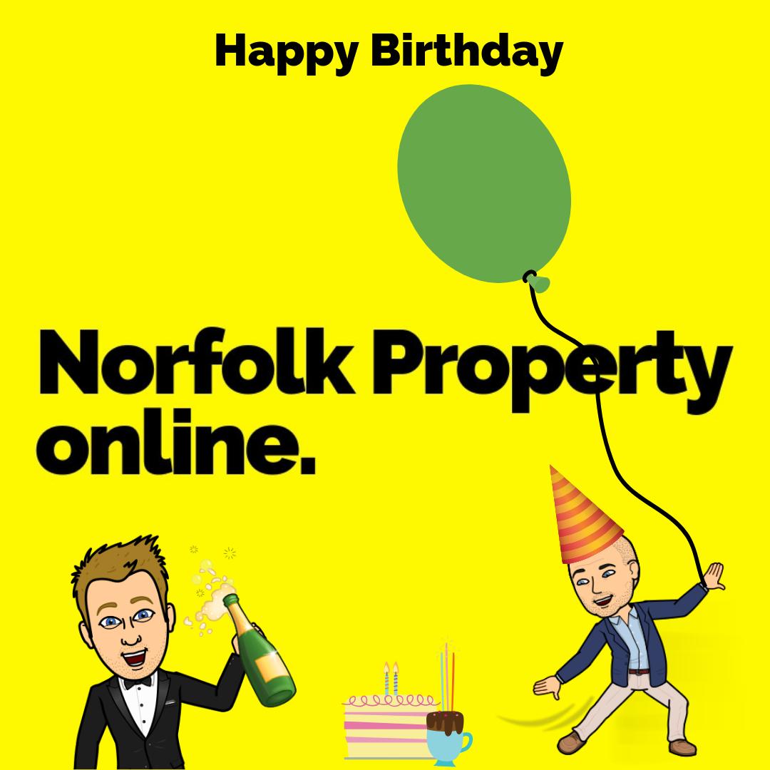 Norfolk Property Online Birthday